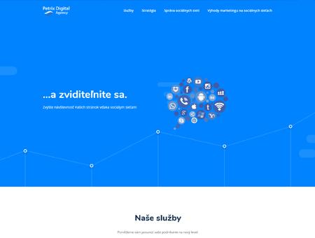 Petrixdigitalagency.sk